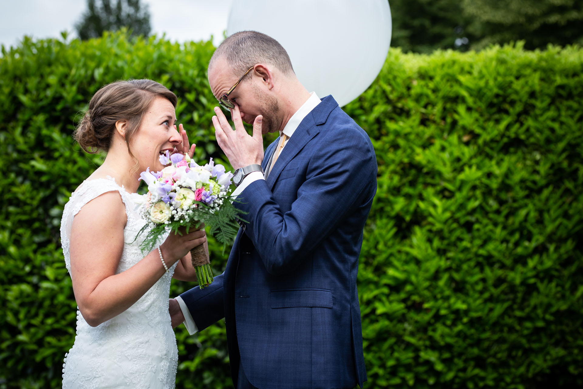 Bruidsfotografie bij Hanneke Bloem Fotografie